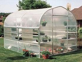 Invernaderos uso dom stico invernaderos dise o y for Como iniciar un vivero en casa