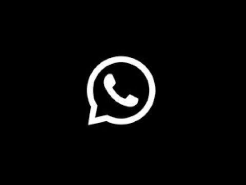 Come Mettere Whatsapp Nero Ios Ios App Icon Design Iphone Photo App Ios App Icon