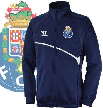 ポルト 14/15シーズン用オフィシャルウェア。 選手が試合入場時に着用するジャケット。
