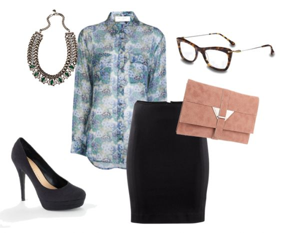The Perfect Interview Outfit for a Business Casual Office