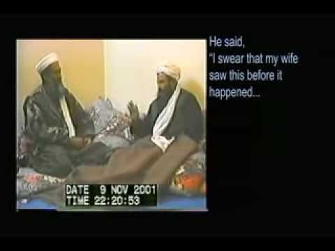 Exclusive - Osama bin Laden after 9/11 discussing the attack