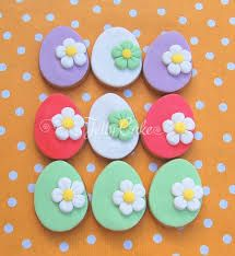 easter egg biscuits - Google Search