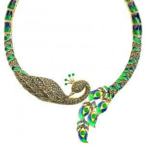 jewelry to your doorstep gold plated brass marcasite