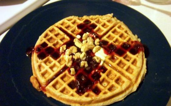 ... Maple Walnut Syrup | Breakfast | Pinterest | Banana Waffles, Waffles