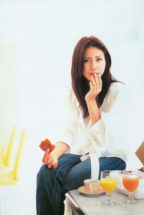 松下奈緒の食べ物