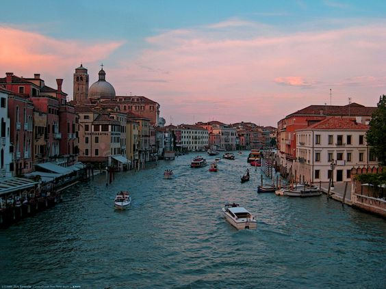 Venezia, Italy.