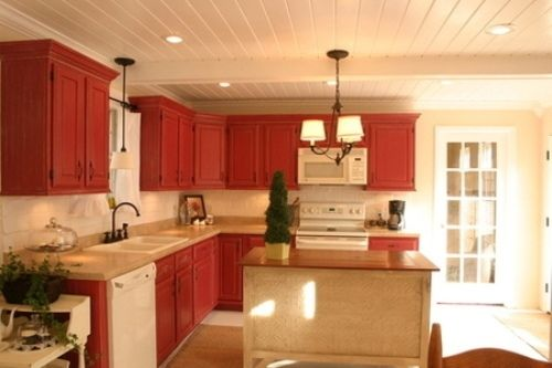 Island Kitchen Lighting Ideas