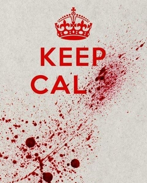 ….OOPS.  We're all about the blood spatter ❤️ #livingdeadclothing #ldc #deadites