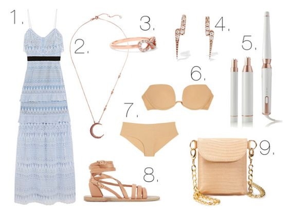 Vacation Style: What To Wear And How To Pack