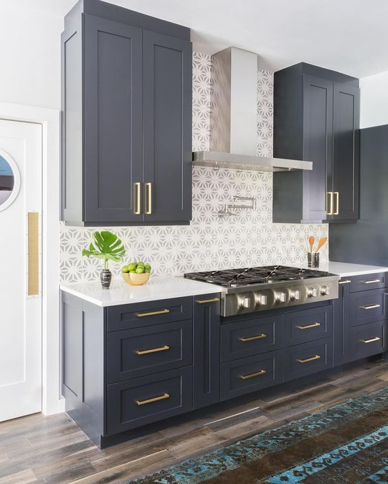 Blue Kitchen Cabinets For Sale Favorite Pins of the Week + Sale Alerts   jane at home | Kitchen