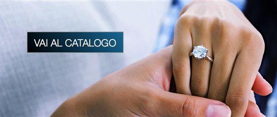 CATALOGO ANELLI CON DIAMANTI Scopri tutto il catalogo di anelli con diamanti in oro ai migliori prezzi su Torinogioielli.com. Troverai l'anello con diamanti perfetto per ogni occasione! Vai al catalogo online: http://www.torinogioielli.com/vendita-gioielli-online/anelli-con-diamanti/
