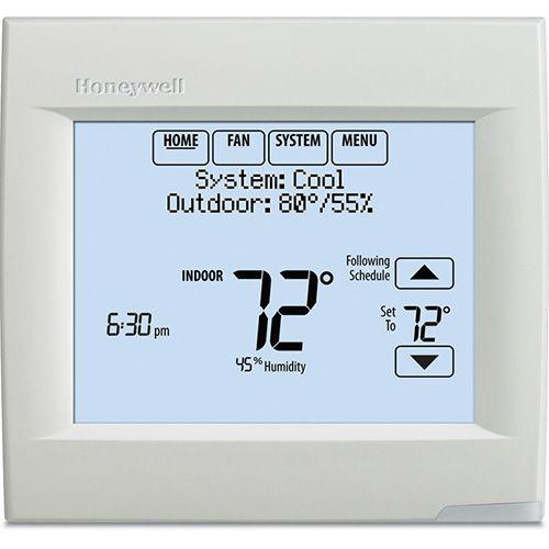 Visionpro 8000 Redlink Programmable Thermostat Honeywell Thermostat