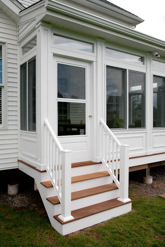 Best Pin By Amy Andrews On Yard Pinterest Porch Stairs 400 x 300