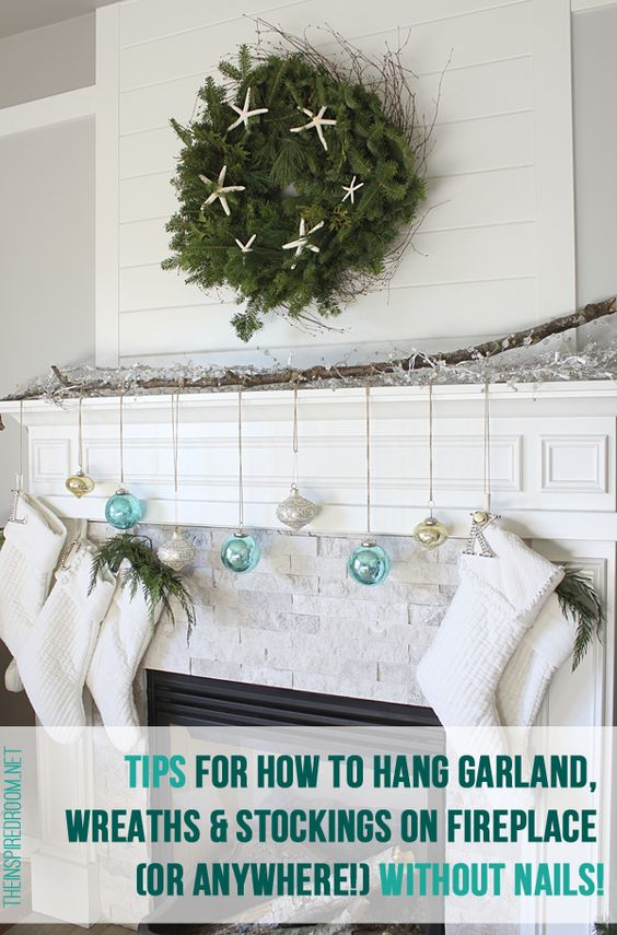 Helpful Tips Mantels And The Stick On Pinterest