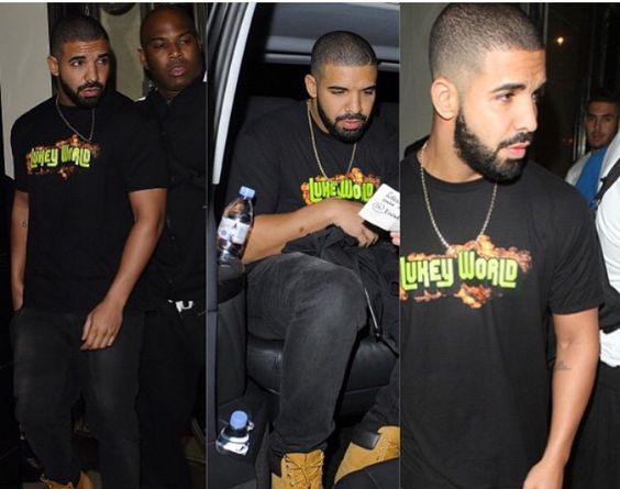 This is Drakes BEST look thus far