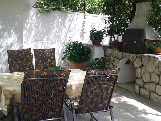 Baroni Urlaub - Villa Percin in Kostrena mit Garten