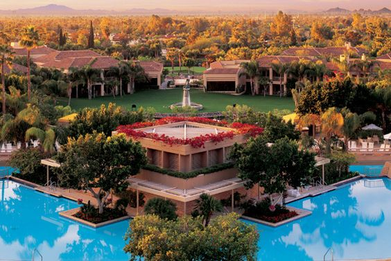 The Phoenician Scottsdale Arizona Luxury Resort Hotel