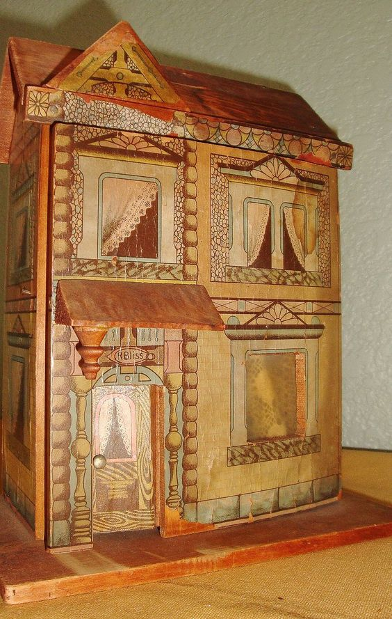 Antique Bliss Dollhouse