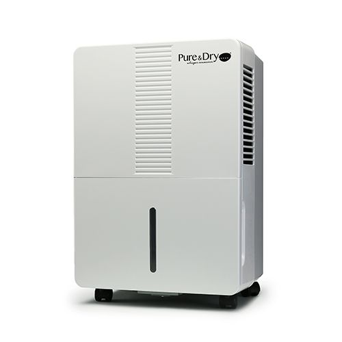 Pure Dry Whisper 70 Pint Dehumidifier Without Built In Pump By Aerus Dehumidifiers Pure Products Air Purifier Smoke