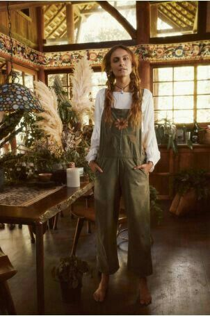 Boho Vintage Style Outfit Vintage Boho Fashion Hippie Style Clothing Boho Outfits