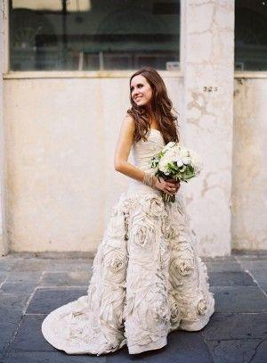 Amsale Bijou wedding gown | photography by http://tecpetajaphoto.com/
