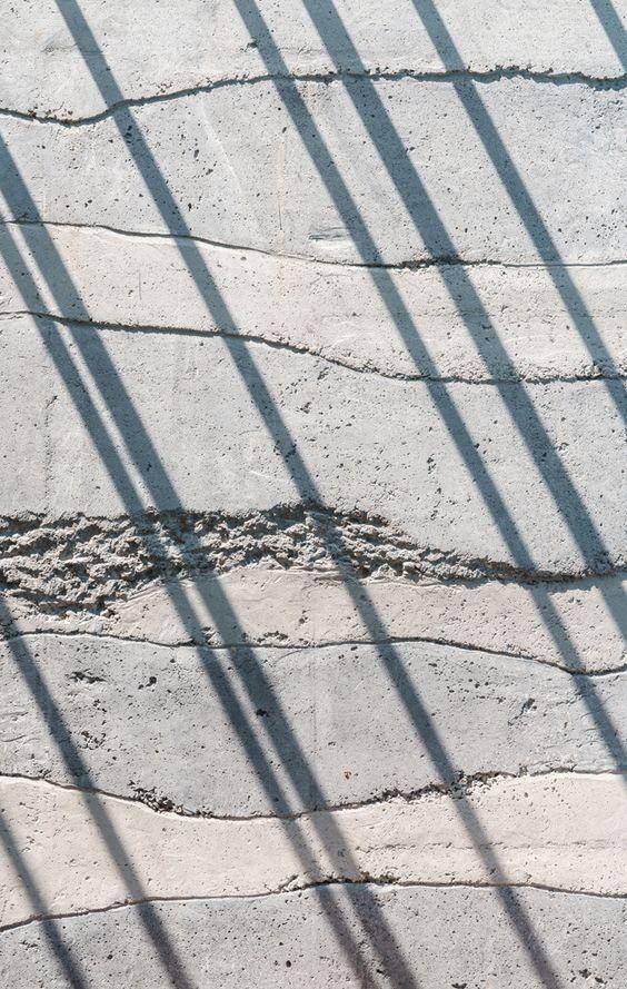 Stpmj Stratum House In Icheon South Korea Strata Concrete Texture Concrete
