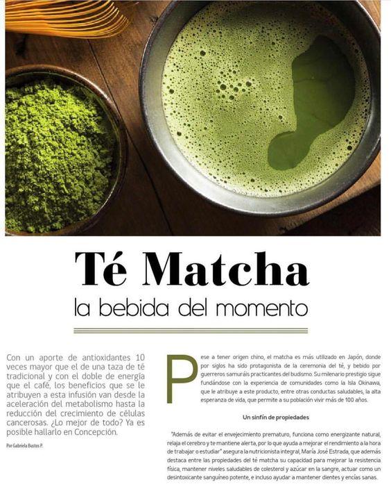 #TéMatcha durante el 2016 se consagró como uno de los superalimentos preferido en todo el mundo un té verde de origen japonés que contiene 10 veces más antioxidantes que un té verde tradicional! Compra tu #TéMatcha y conoce todos nuestros productos en www.matchachile.cl  ------- #matcha #antioxidantes #téVerde #chile #medios #moda #vidasana #superalimento #matchachile #chile