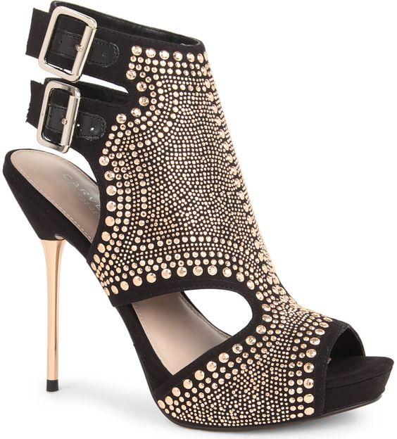 CARVELA - Gyrate stud-embellished sandals | Selfridges.com