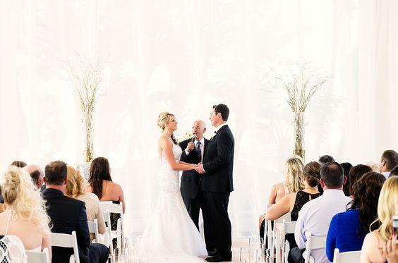 Photography by @Studio De Jonge | www.studiodejonge... | The Veranda | Porte Cochere | Weddings | Veranda Wedding | Flowers by Sweet Memories | Huntington Beach | HB Weddings | Orange County Weddings | Wedding Photography | Ceremony