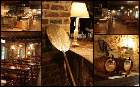 La ferme Auberge de Cernay la Ville http://unefeedhiver.canalblog.com/archives/2012/09/26/25189042.html