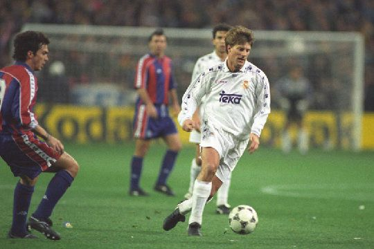 Michael Laudrup Real Madrid vs Barcelona clasico