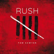 Rush – Tom Sawyer (single cover art)