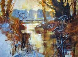 Chris Forsey watercolour