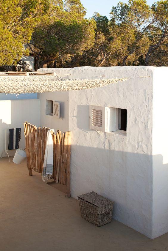 House on Formentera island...: