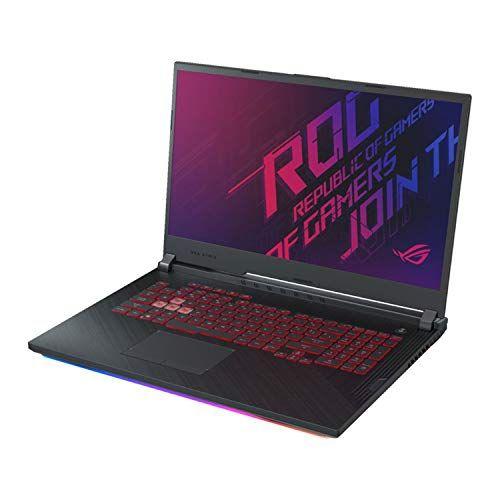 Asus Rog 17 3 Fhd Gaming Laptop Core I7 9750h 32gb Ram 1tb Ssd