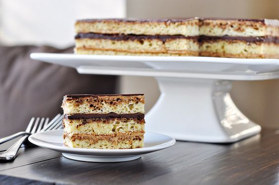 Opera Cake by Cook Like a Champion, via Flickr