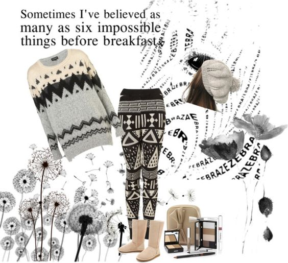 """Winter"" by secretly-flawed ❤ liked on Polyvore"