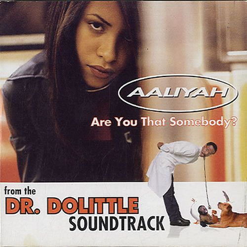 Aaliyah – Are You That Somebody? (single cover art)