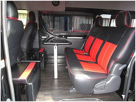 新車ハイエースキャンピングカー スマートキャンパーシリーズ 4cs フォーシーズ ハイエース キャンピングカー ハイエース ワイド カスタム