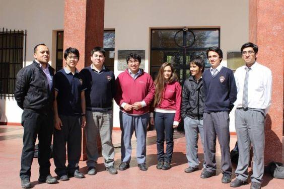 Siete estudiantes del liceo Valentín Letelier clasificaron para las olimpiadas…