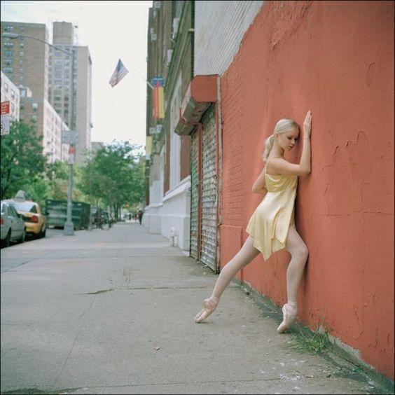 Ballerina Project - Elina, East Village.