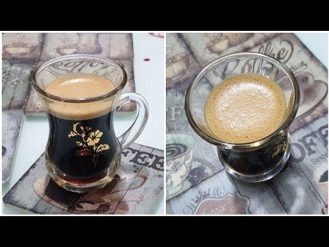 قهوة براس لي راهي دايرة حالة في الفايسبوك حضريها لمولى دارك في الدار و بدون آلة تشهي قهوة الرغوة Youtube Make It Yourself Aeropress