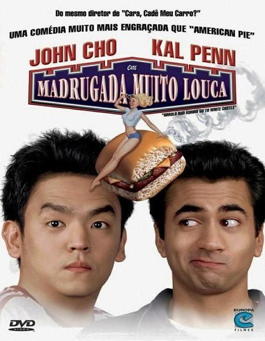 Madrugada Muito Louca Dublado Em 2020 John Cho Madrugada Muito