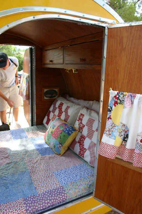 Teardrop interiors pinterest tear drop camper to for Teardrop camper interior ideas