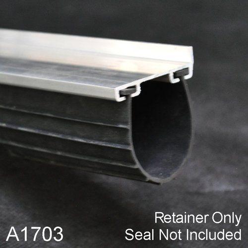 Aluminum Garage Door Bottom Seal Retainer L Shape A1703 In 2020 Aluminum Garage Aluminium Garage Doors Garage Door Bottom Seal
