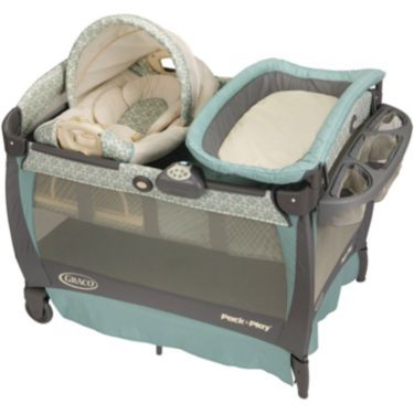 jcpenney | Graco® Pack 'n Play® Playard with Cuddle Cove™ Rocking Seat - Winslet. 200.00
