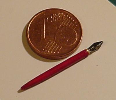 Nostalgie in 1zu12 how to make a fountain pen