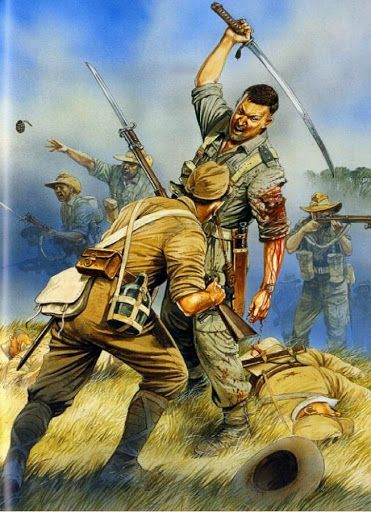 Imagery & Artwork of Victoria Cross Actions. - Armchair General and HistoryNet >> The Best Forums in History