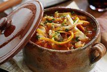 Italian chicken and tomato soup – Recipes – Slimming World