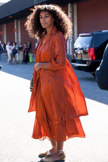 Solange Knowles at Met Gala 2016   POPSUGAR Celebrity